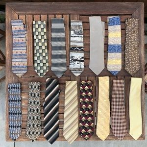 Men's Tie Choice Bundle